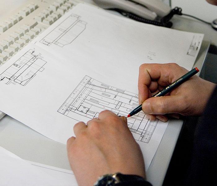 Konstruktion – SHB Hebezeugbau GmbH